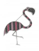 Sonia Rykiel The Webster x Lane Crawford flamingo brooch