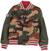 Moncler Jupiter Camouflage Jacket