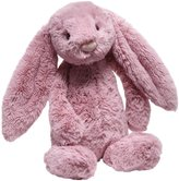 Jellycat Bashful Bunny Pink Tulip - Medium -12""