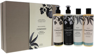 Cowshed Spa 4 X 10.14Oz Signature Hand And Body Set