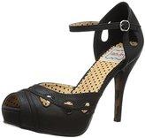 Bettie Page Women's BP410-Dawn Dress Sandal