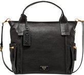 Fossil Emerson Leather Satchel