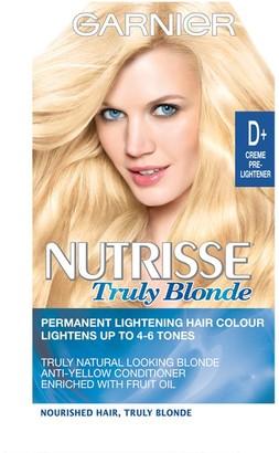 Garnier Nutrisse Truly Blonde Creme Pre-Lightener+