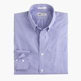 Thomas Mason Slim for J.Crew shirt in baltic mini-gingham