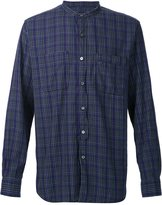 Engineered Garments checked long sleeve shirt
