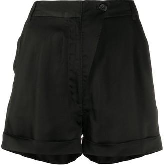 Ann Demeulemeester Moonrise tailored shorts