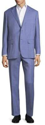 Canali Textured Suit