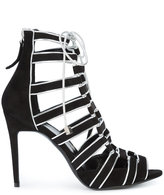 Pierre Hardy strap high heeled sandals