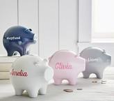 Pottery Barn Kids Core Mini Bank - Light Pink