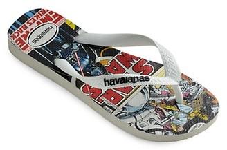 Havaianas Little Boy's & Boy's Star Wars Flip Flops