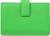 Smythson Panama medium Continental wallet