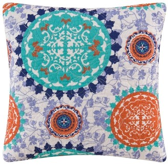 C&F Home Zarina Quilted 14 Inch Throw Decorative Accent Throw Pillow
