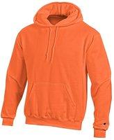 Champion Double Dry Men`s Action Fleece Pullover Hood, S700-V, 3XL, Gray Oxford