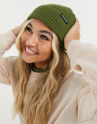 Dickies Woodworth beanie in green
