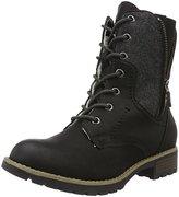 Jana 26217, Women's Combat Boots,(38 EU)