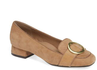 Bettye Muller Concepts Garbo Leather Loafer