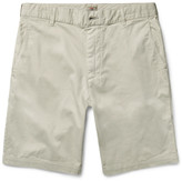 Faherty Slim-Fit Stretch-Cotton Chino Shorts