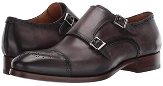 Magnanni Kenton (Grey) Men's Shoes