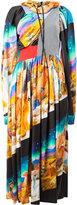 Aalto printed dress