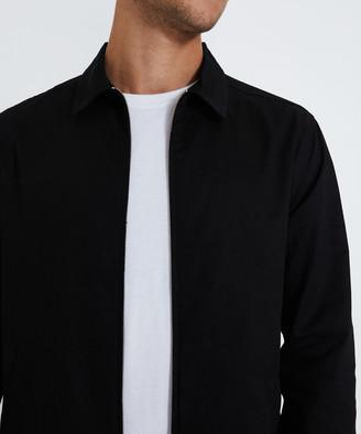 Arvust Lincoln Harrington Jacket Black