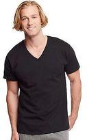 Hanes Classics Men's Traditional Fit ComfortSoft TAGLESS V-Neck Undershirt 3Pk