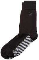 Kenzo Cotton Ribbed Socks