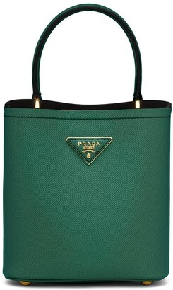Prada small Panier tote bag