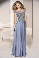 Alyce Paris Mother of the Bride - 29651 Dress in Slate Blue