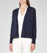Reiss Rudy Open-Front Cardigan
