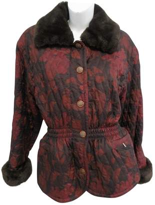Colmar Burgundy Polyester Coats
