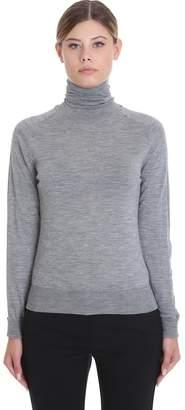 Mauro Grifoni Dolcevita Knitwear In Grey Wool