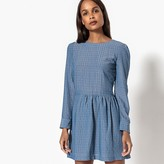 PepaLoves Short Printed Skater Dress