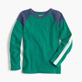 J.Crew Boys' long-sleeve colorblocked T-shirt