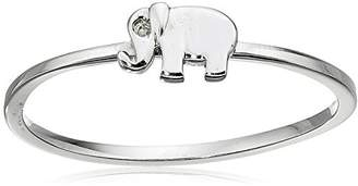 Syd by SE Elephant Ring with Burnished Diamond