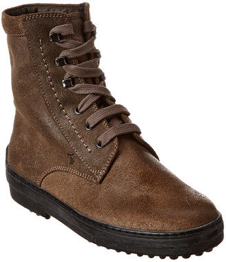 Tod's Leather Boot