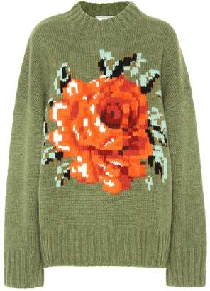 Ami Rose wool sweater