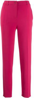 Moschino tapered trousers