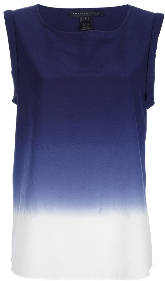 Marc by Marc Jacobs DIP-DYED SHIRT