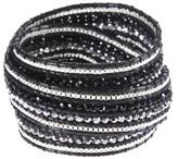 Ananda Cotton Wrap Bracelet