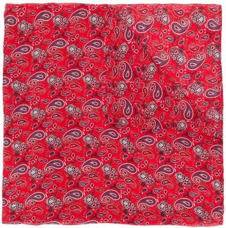 Zadig & Voltaire Paisley-Print Sarong