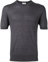 Ballantyne Maglia T-shirt - men - Silk/Linen/Flax - 48