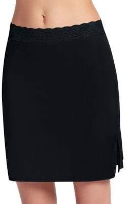 Jockey No Panty Line Promise Lace-Trimmed Half Slip Skirt