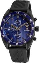 Emporio Armani Men's Black/ Silicone Watch