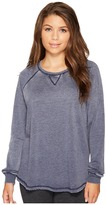 PJ Salvage Denim Blues Sweatshirt Women's Sweatshirt