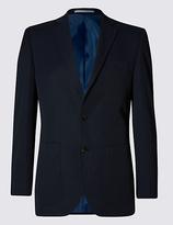 M&S Collection Notch Lapel 2 Button Blazer