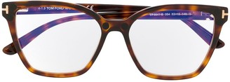 Tom Ford Cat Eye Optical Glasses