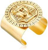 Yochi Gold Pharaoh Cuff Bracelet