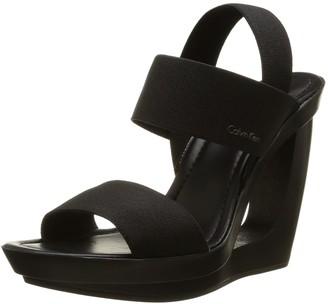 Calvin Klein Women's Yelena Sandals