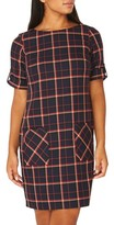 Dorothy Perkins Women's Check Shift Dress