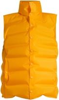 Balenciaga High-neck inflatable gilet